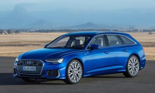 2019 Audi A6 Avant revealed, under evaluation for Australia