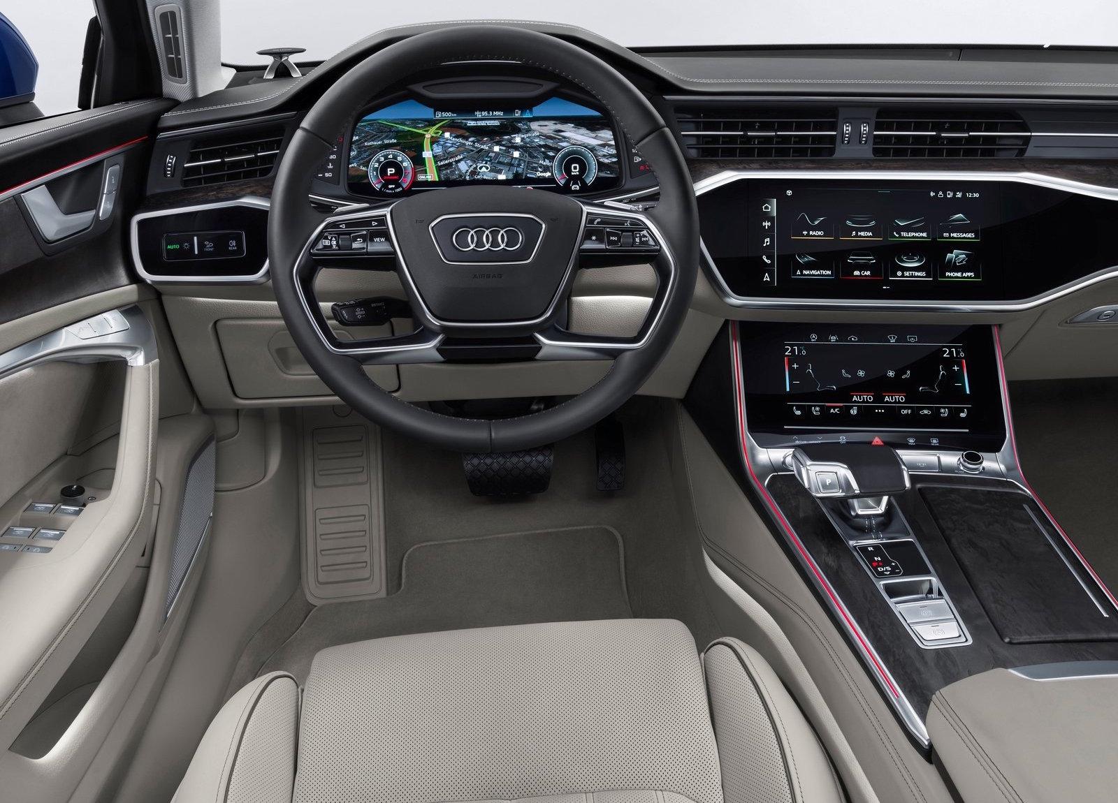2019 Audi A6 Avant Revealed Under Evaluation For