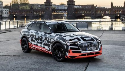 Audi e-tron quattro to offer multiple recharging options