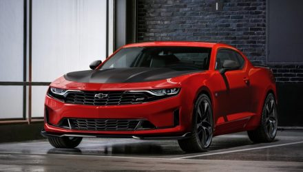2019 Chevrolet Camaro revealed, Turbo 1LE variant added
