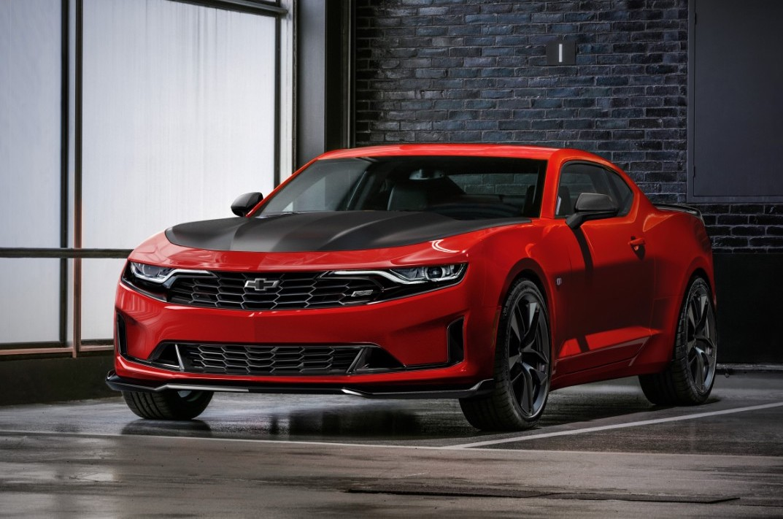 2019 Chevrolet Camaro Revealed Turbo 1le Variant Added