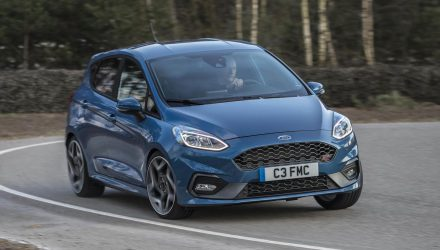 New Ford Fiesta ST confirmed for Australia, arrives Q2 2019