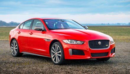 2019 Jaguar XE & XF receive new 300 Sport variant
