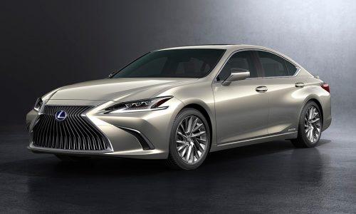 2019 Lexus ES revealed, hybrid ES 300h confirmed for Australia
