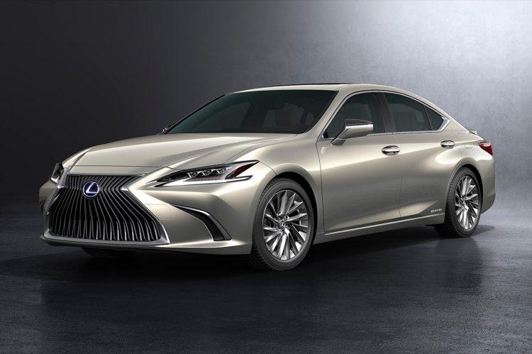 2019 Lexus ES revealed, hybrid ES 300h confirmed for ...