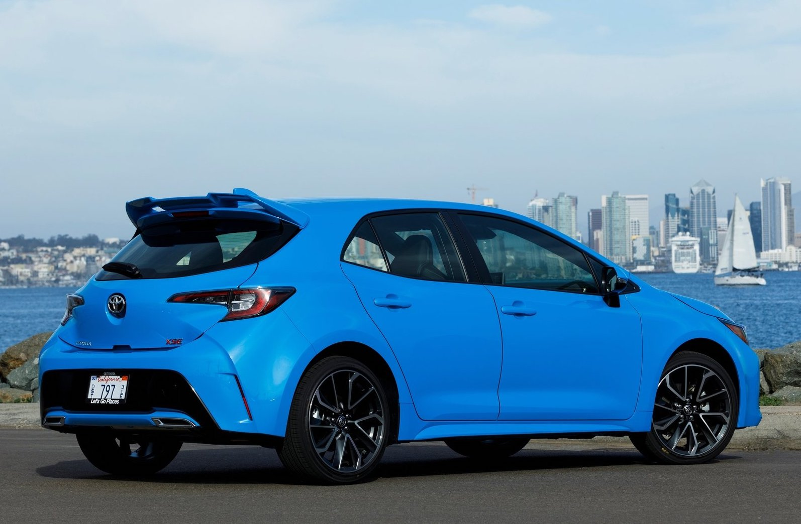 2019 Toyota Corolla On Sale In Australia In August Performancedrive