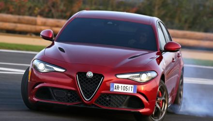 Alfa Romeo Giulia coupe in the works, hybrid to boost QV to 480kW