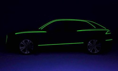 Audi Q8 previewed, will become new flagship SUV