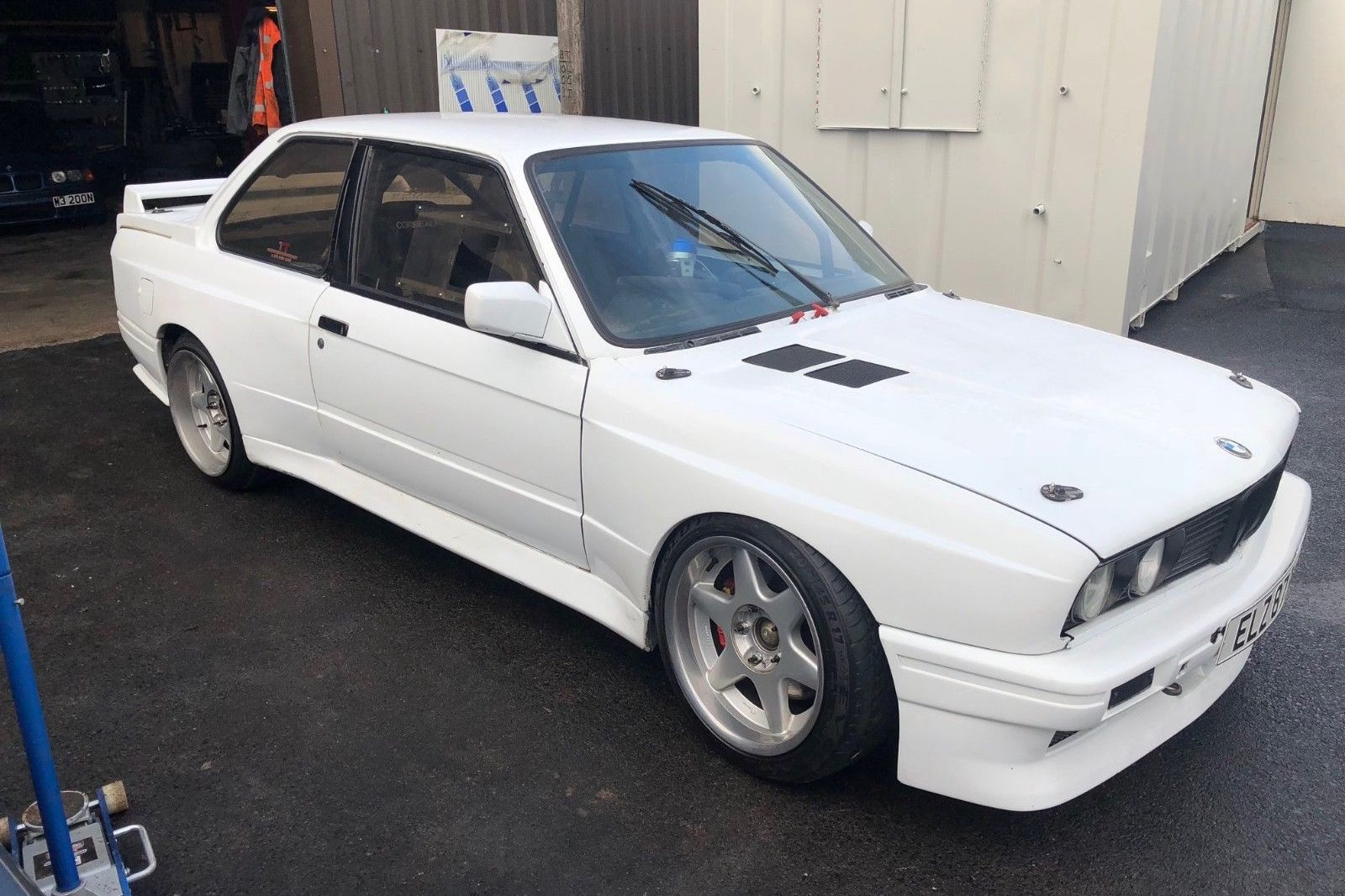 For Sale Bmw E30 3 Series With Honda F20c Engine Conversion