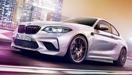 BMW M2 Competition leaks online; more power, enhanced styling