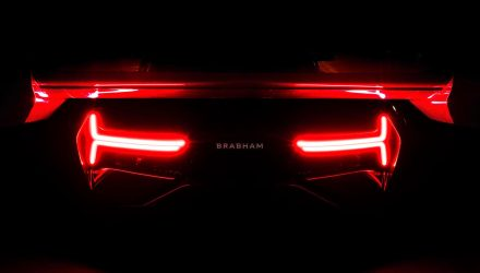 Brabham confirms 520kW 5.4L V8 for new BT62 supercar