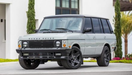 EDC Project Alpha is the perfect Range Rover Classic