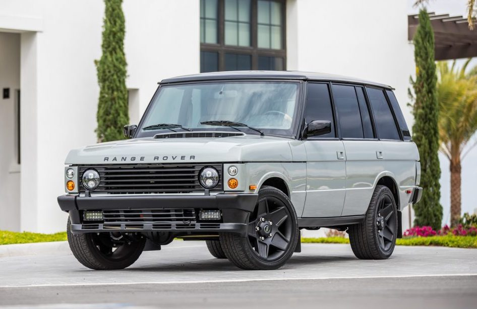 EDC Project Alpha is the perfect Range Rover Classic ...