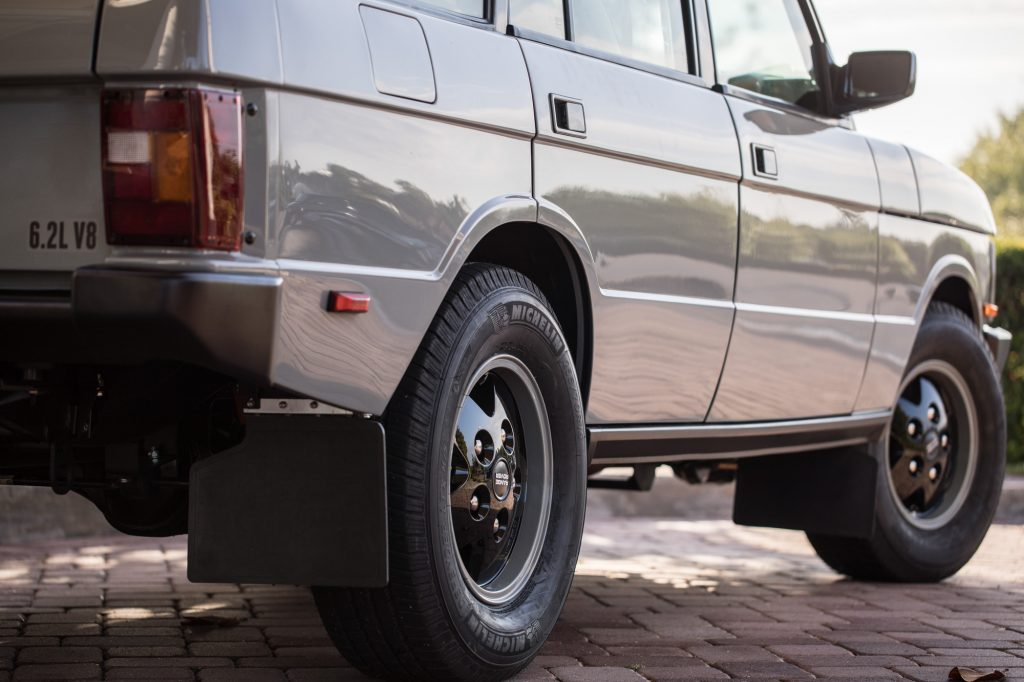 EDC Project Alpha is the perfect Range Rover Classic | PerformanceDrive
