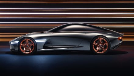 Stunning Genesis Essentia concept could preview new GT road car