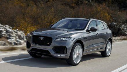 2021 Jaguar J-PACE large SUV to ride on Range Rover platform
