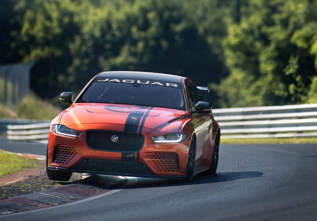 Jaguar Xe Sv Project 8 Tuning Continues New Nurburgring Record