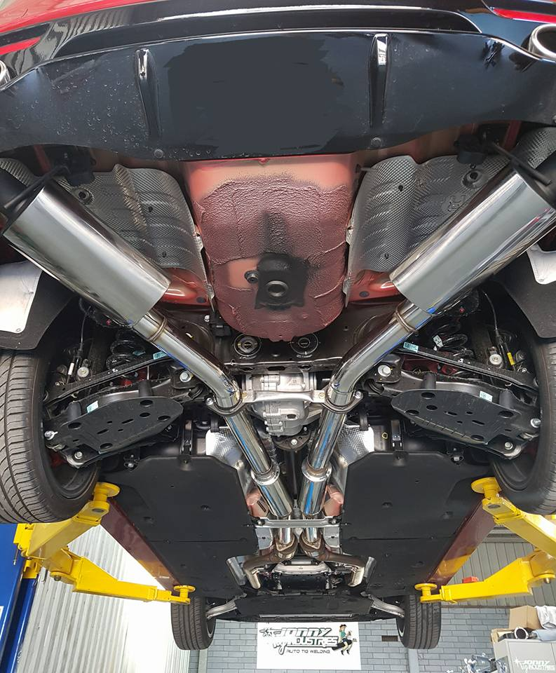 Aussie tuner developing Kia Stinger upgrade, 322kW ATW so