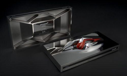 McLaren creates 'Speed Form' BP23 sculptures for owners