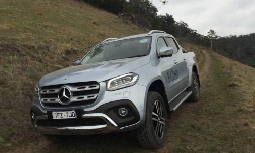 Mercedes-Benz X-Class ute now on sale in Australia