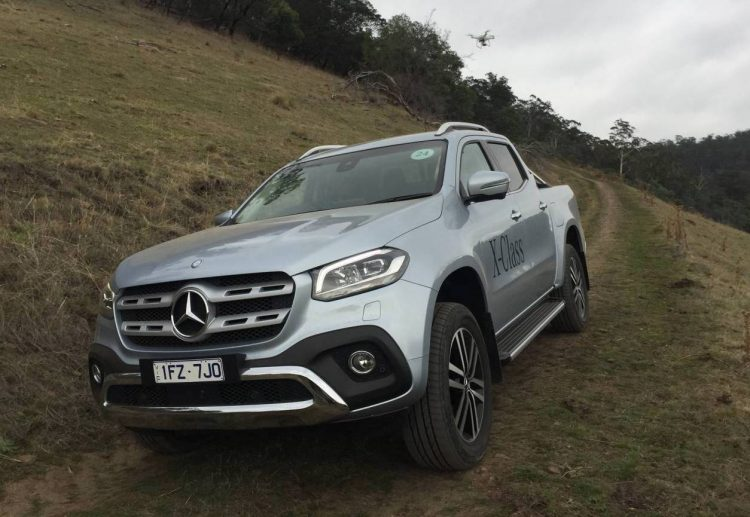 Mercedes-Benz X-Class ute now on sale in Australia ...