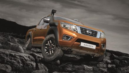 Hardcore Nissan Navara AT32 OFF-ROADER special edition announced