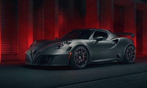 Pogea Racing transforms Alfa Romeo 4C into a stealthy beast