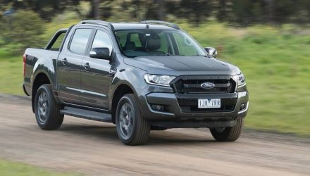 Ford Australia announces 5-year/unlimited km warranty