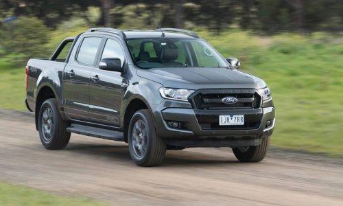 Ford Australia announces 5-year/unlimited km warranty