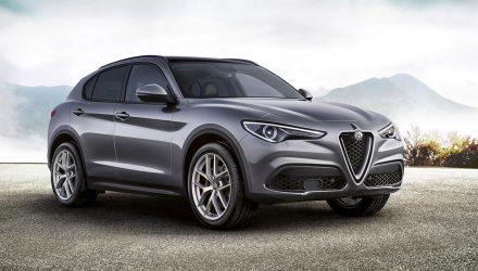 Alfa Romeo Stelvio Ti flagship variant announced for Australia
