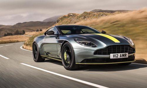 Aston Martin DB11 AMR announced as new flagship