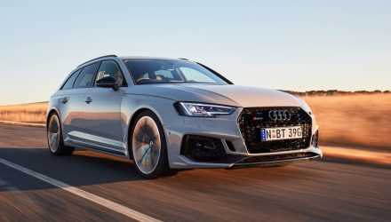 2018 Audi RS 4 Avant now on sale in Australia from $152,900