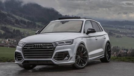 ABT gives the new Audi SQ5 a neat makeover