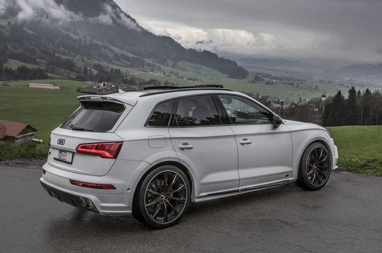 Audi Sq 3 2017 >> ABT gives the new Audi SQ5 a neat makeover | PerformanceDrive