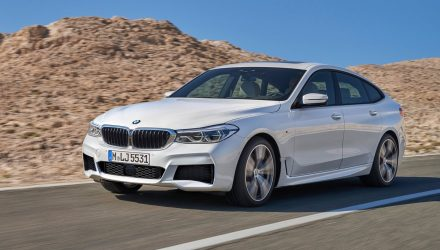 BMW 6 Series Gran Turismo receives entry 620d variant