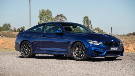 2018 BMW M4 CS review (video)