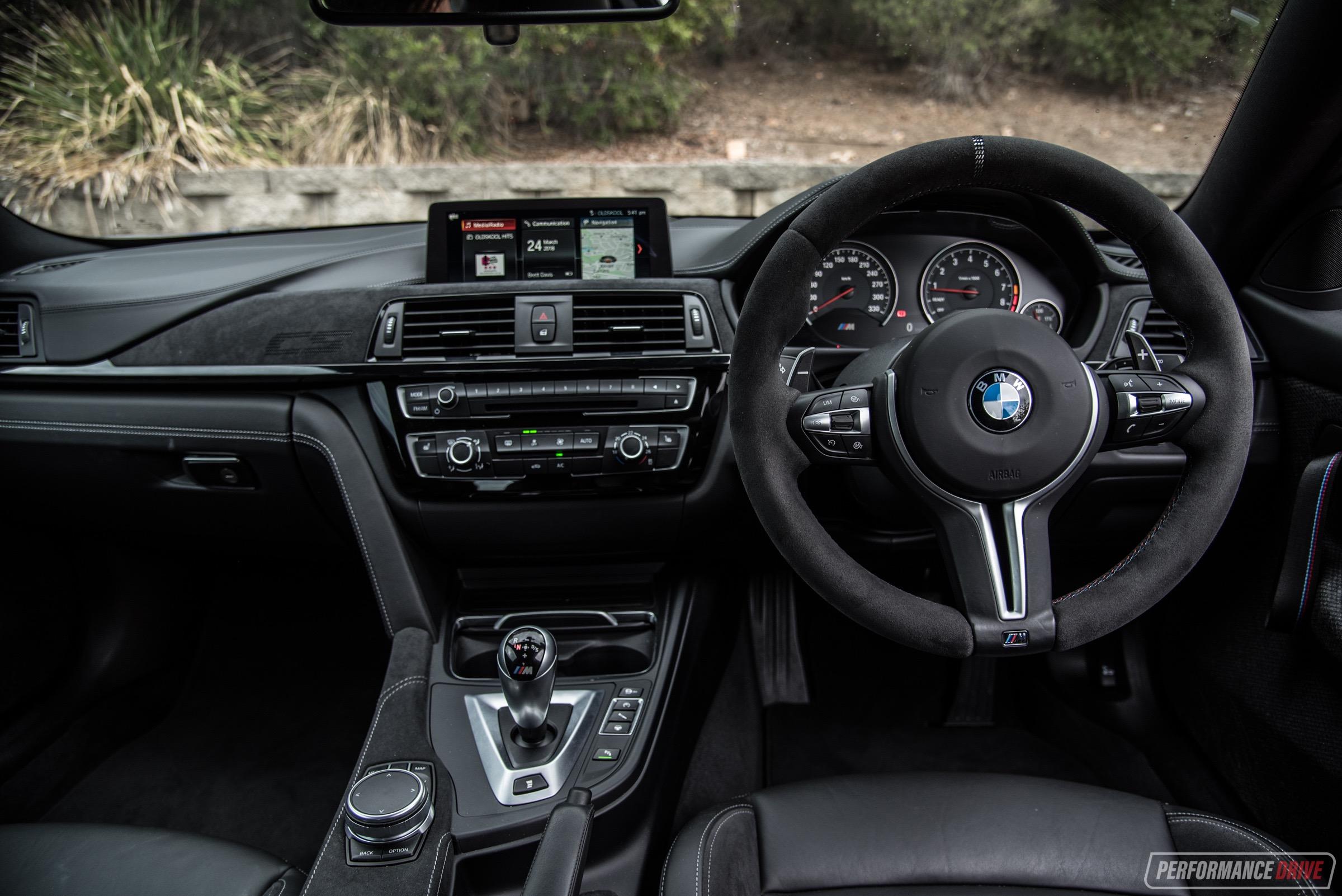 2018 BMW M4 CS review (video)   PerformanceDrive