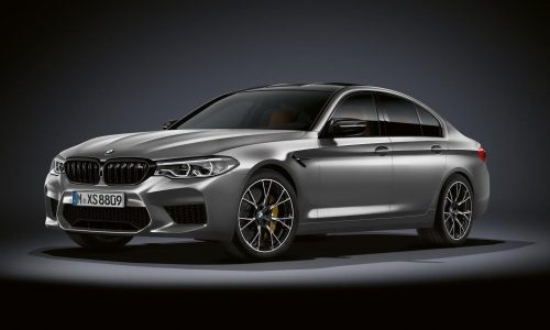 BMW M5 Competition revealed, confirmed for Australia