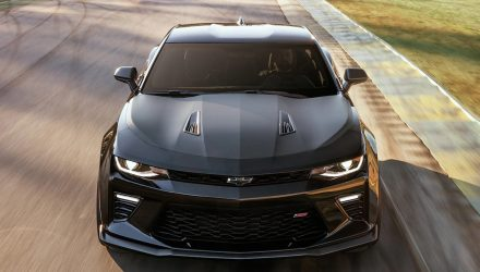 HSV Chevrolet Camaro specifications confirmed, automatic only