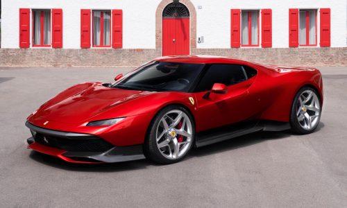 Ferrari reveals stunning 488-based SP38, inspired by F40