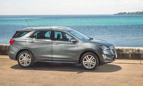 Holden Equinox diesel announced for Australia