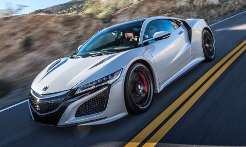 New Honda NSX Type R to arrive by 2020 – rumour