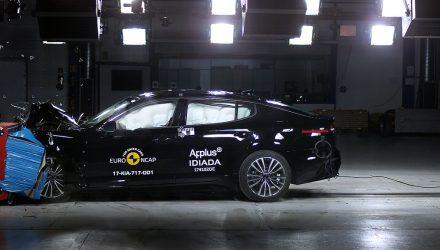 2018 Kia Stinger ANCAP rating now 5 stars for all variants