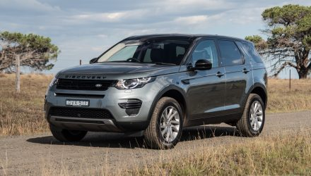 2018 Land Rover Discovery Sport Sd4 SE review (video)