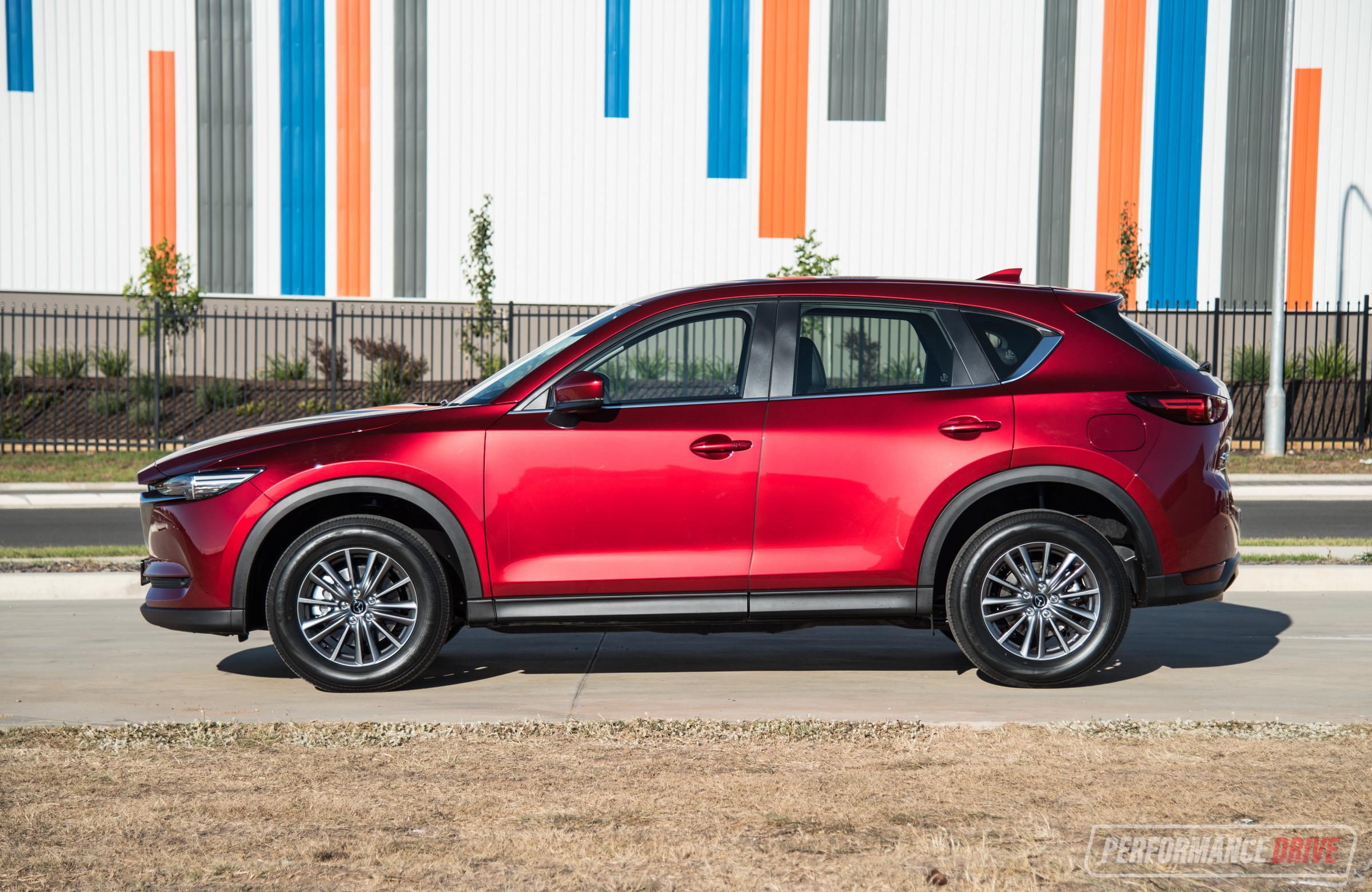 2018 Mazda CX-5 Diesel Review
