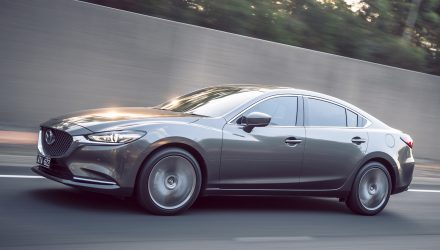 2018 Mazda6 review – Australian launch
