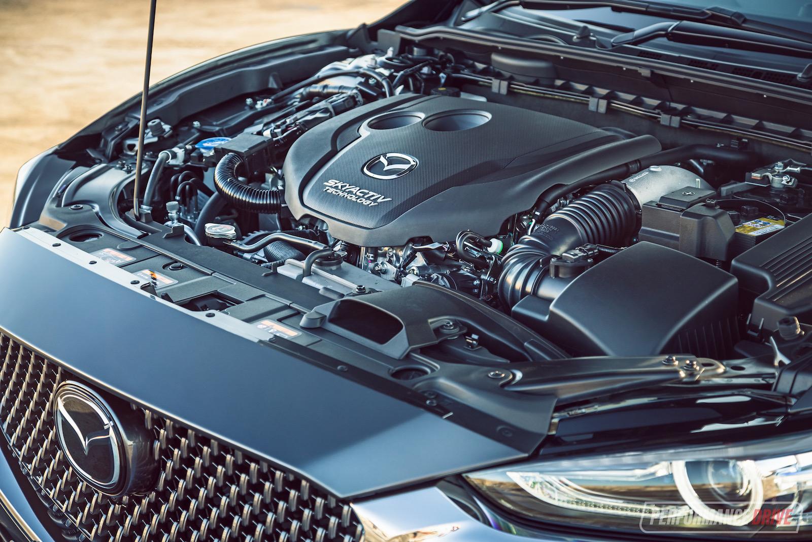 Mazda Mzd Connect Apps >> 2018 Mazda6 review – Australian launch   PerformanceDrive