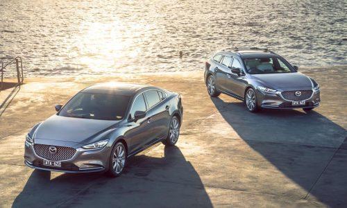 2018 Mazda6 arrives in Australia, receives new turbo option