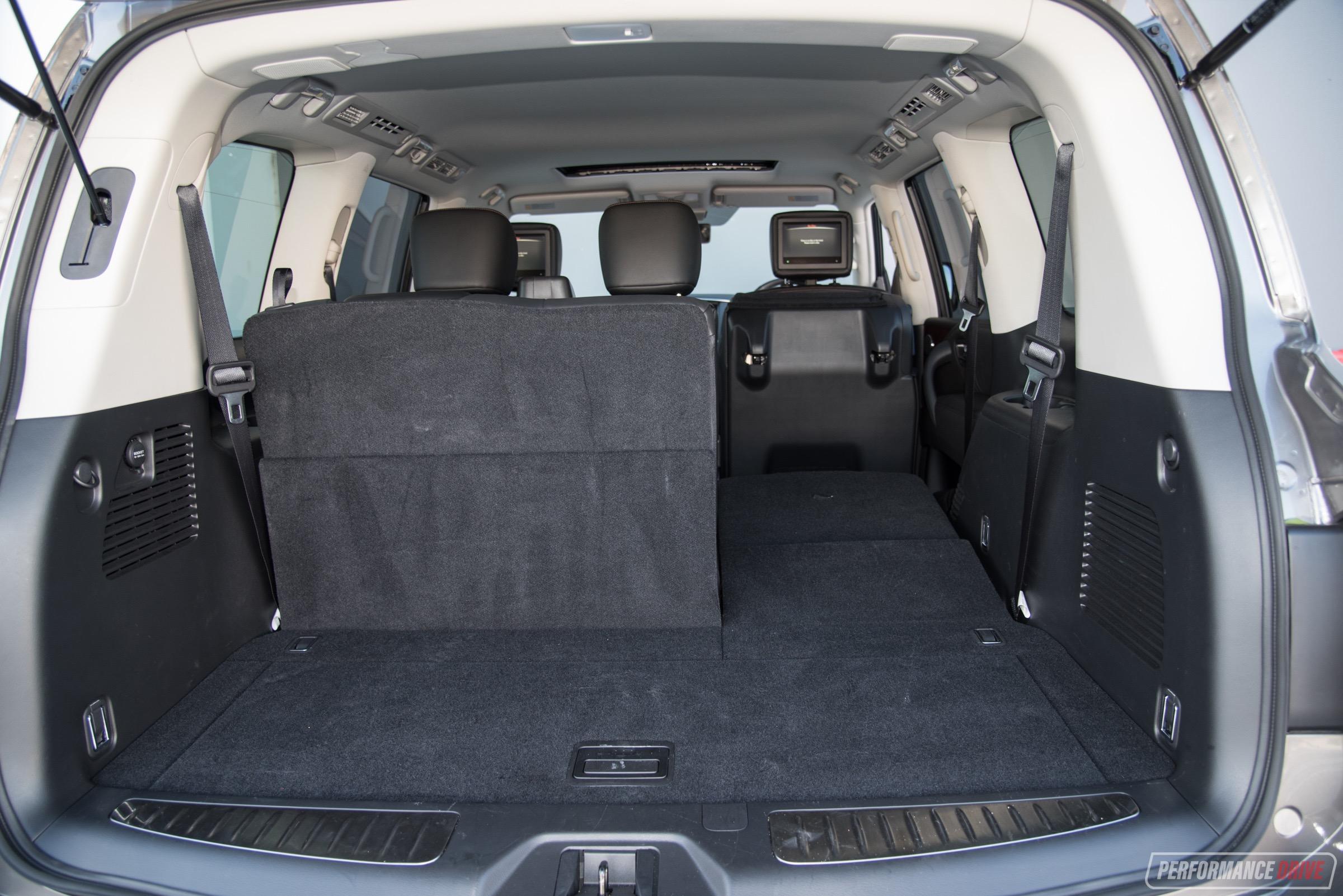 2018 Nissan Patrol Ti-L review (video) | PerformanceDrive