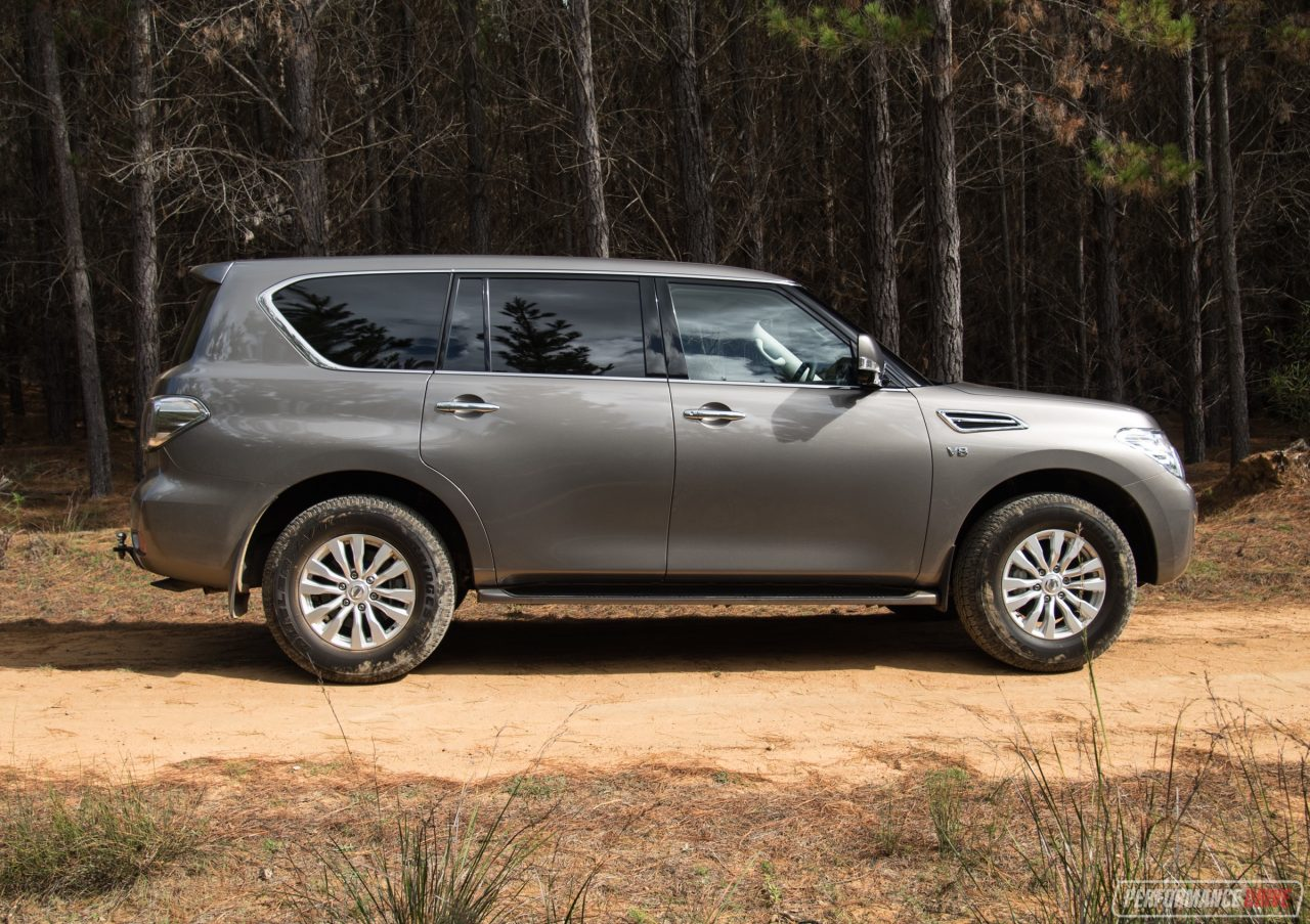 2018 Nissan Patrol Ti-L review (video) | PerformanceDrive